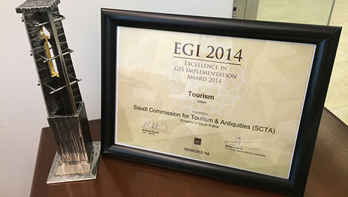 Excellence in GIS Implementation (EGI)